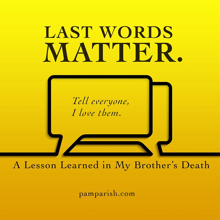 LastWordsMatter