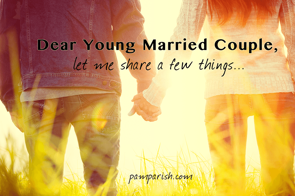 dearyoungmarriedcouple