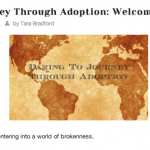 Welcoming Brokenness